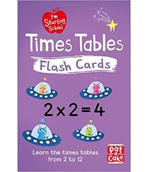 Times Tables Flash Cards : Essential Flash Cards for Times Tables from 1 to 12